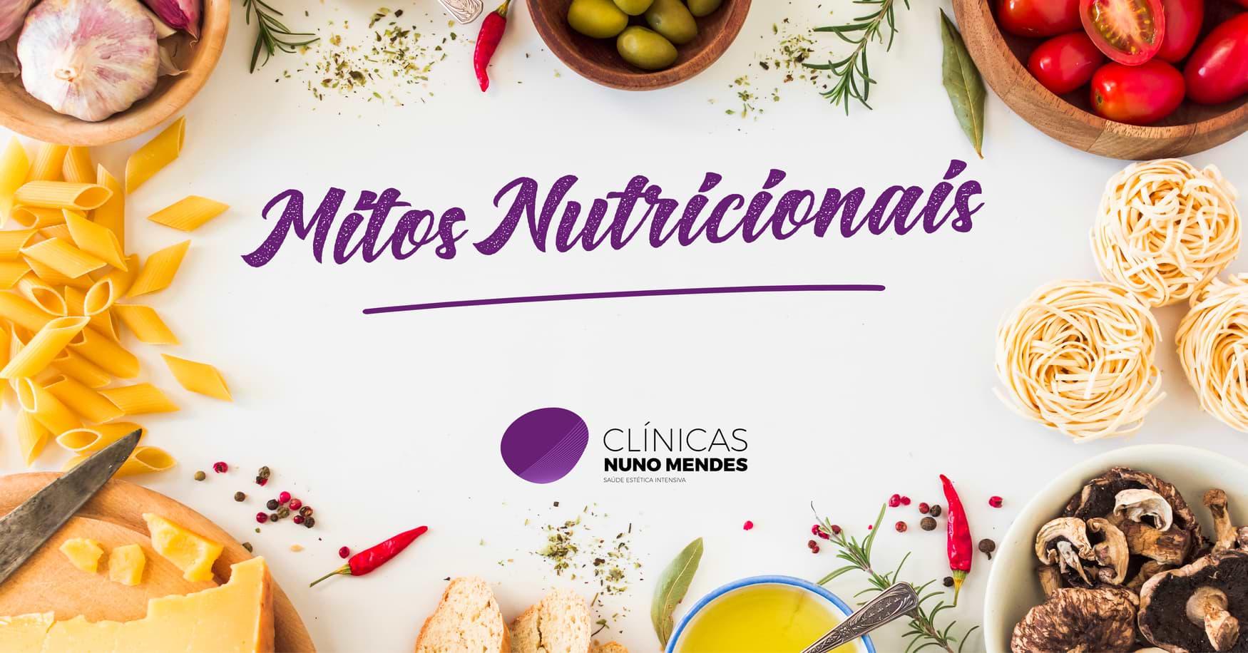 8  Mitos Nutricionais que a Ciência Desmistificou