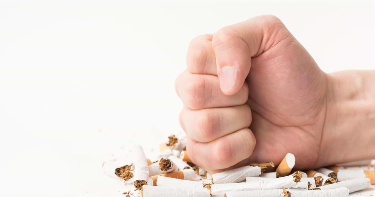 Deixar de fumar sem ganhar peso