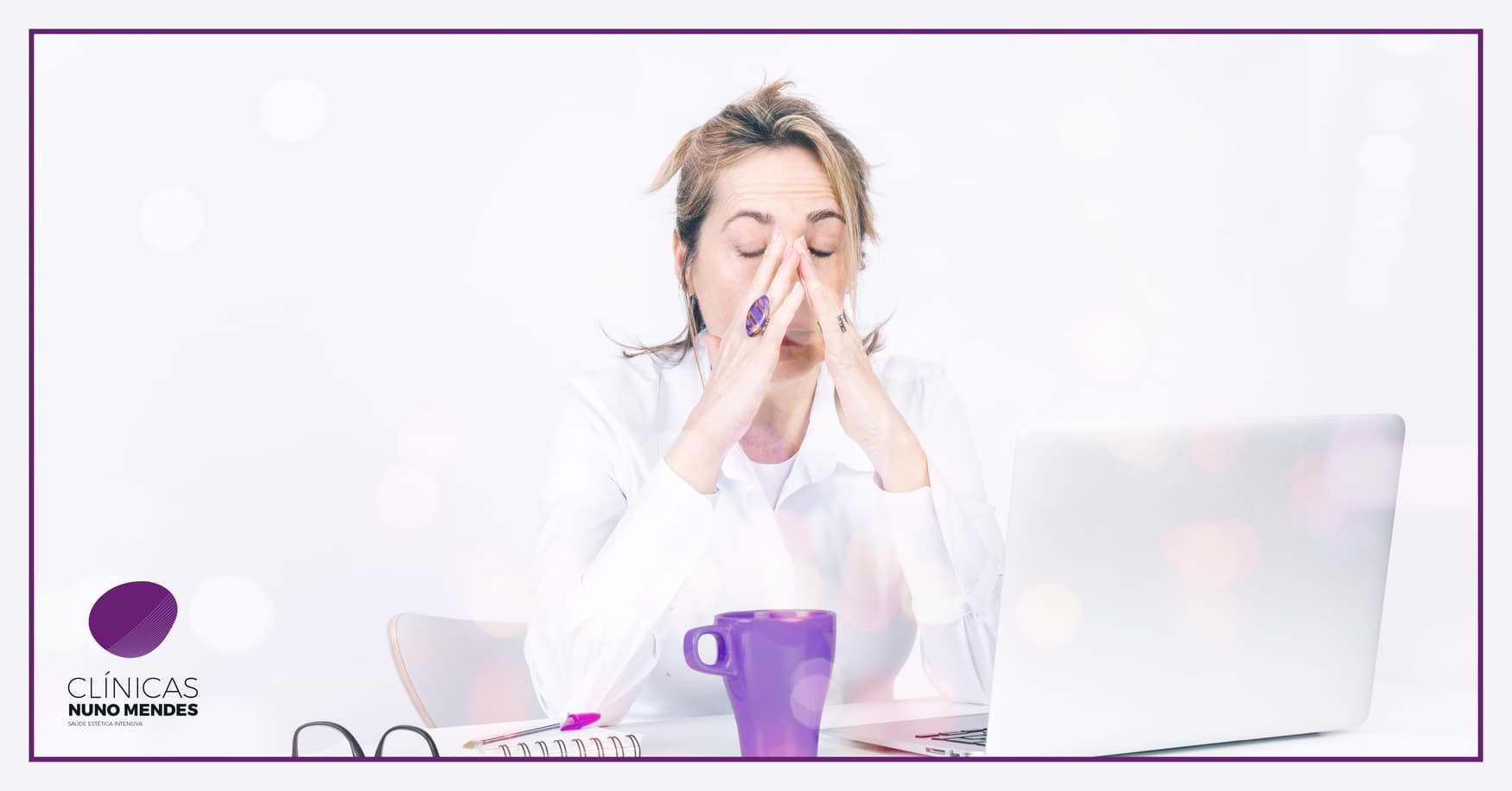 Quais as causas e sintomas de Burnout?
